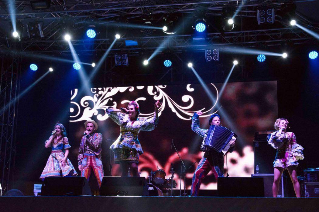 Шоу-гурт «Бессарабія»