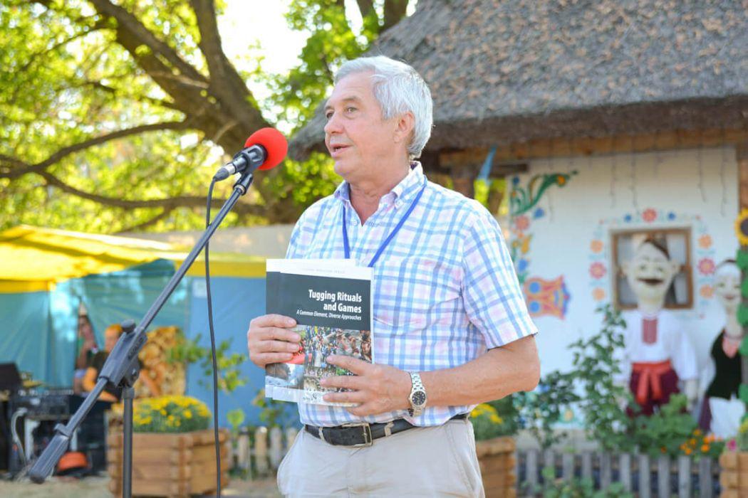 Представник Європейської Асоціації Фестивалів у Європі Олександр Буценко