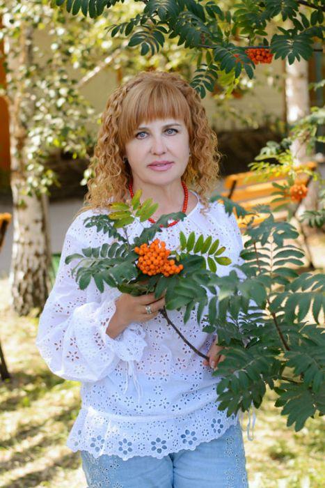 Слово керівника проекту, Світлана Свищева